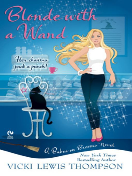 Title details for Blonde with a Wand by Vicki Lewis Thompson - Available